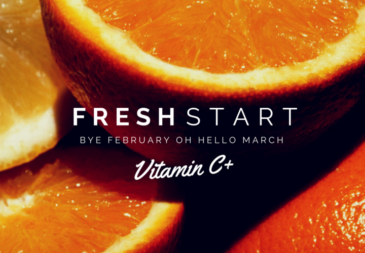 FRESH START – Dit was februari !