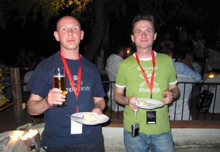Hans' gastblog – over Taormina