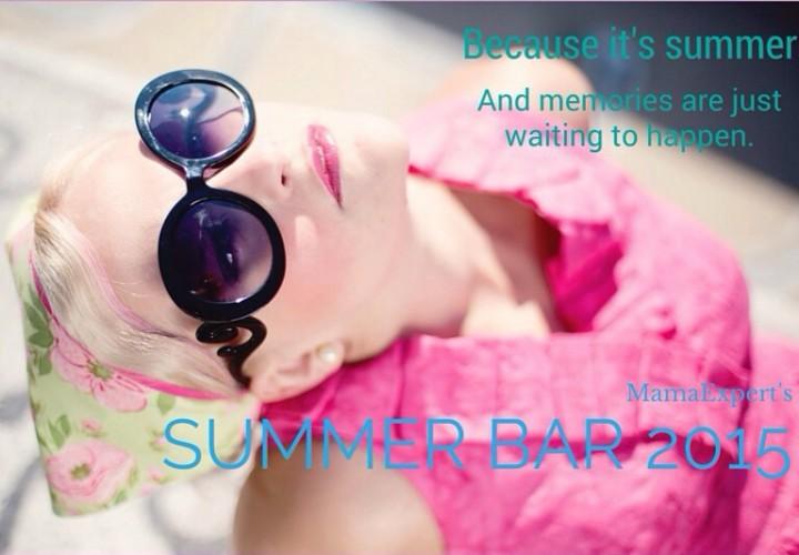 SummerBar 2015-vanaf nu maandag
