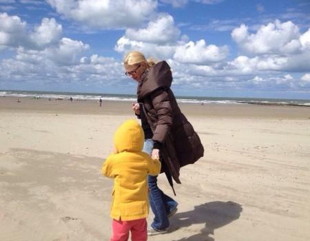 Strand in Westende + In Flanders Field