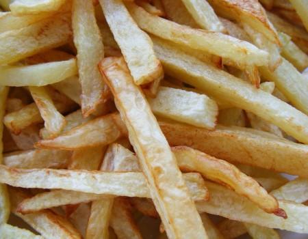 Zo bak je echte Belgische frietjes