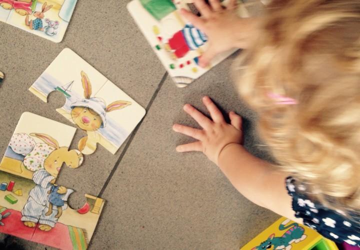 Leestip – Kleine Huppel Puzzelboek