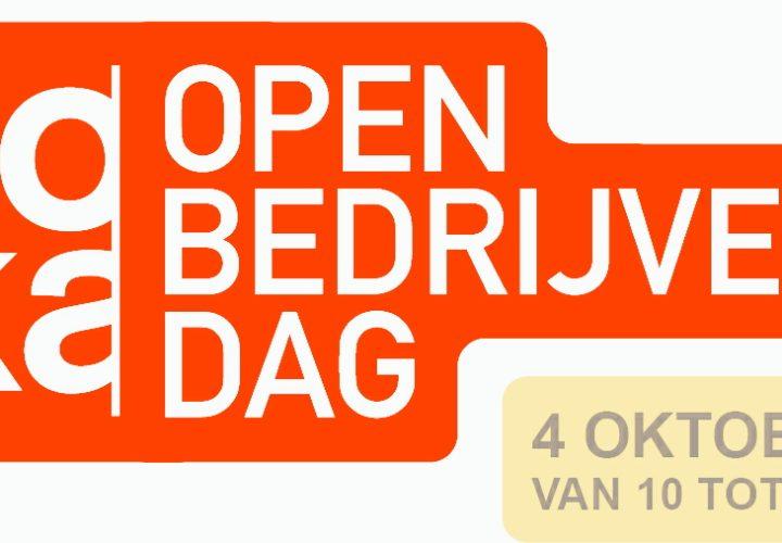 Open Bedrijvendag 2015 met kids