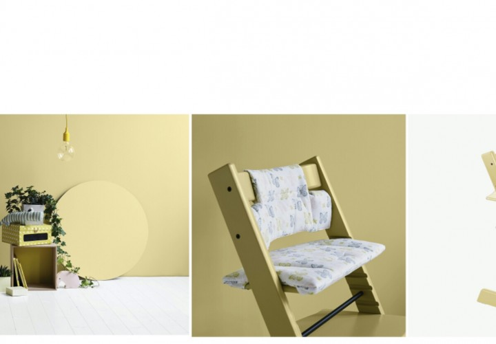 Tripp Trapp® | Nu ook in Wheat Yellow