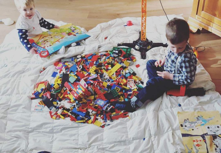 Lego Duplo is het ideale geschenk voor kleuters
