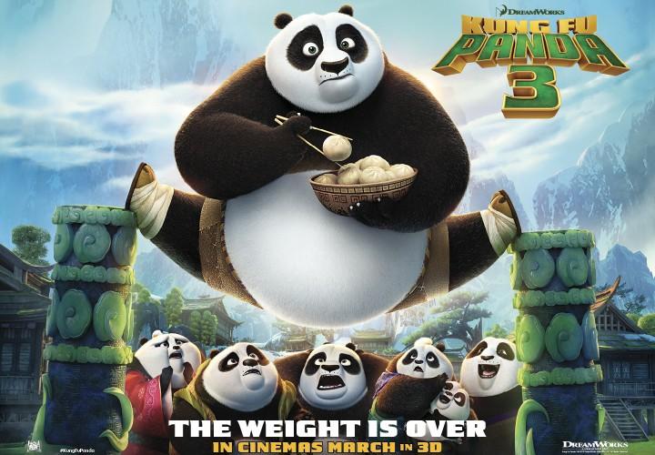 Kung Fu Panda III, de review