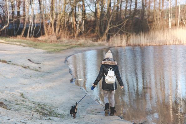 14 x wandelen door het Belgische landschap