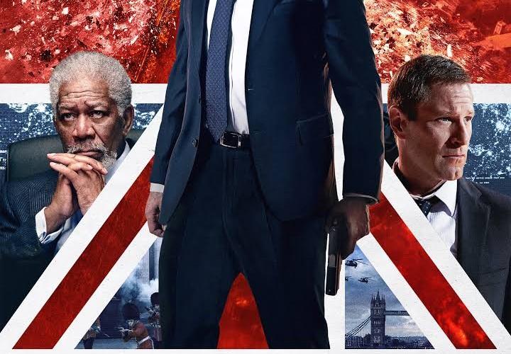 Filmreview | London Has Fallen