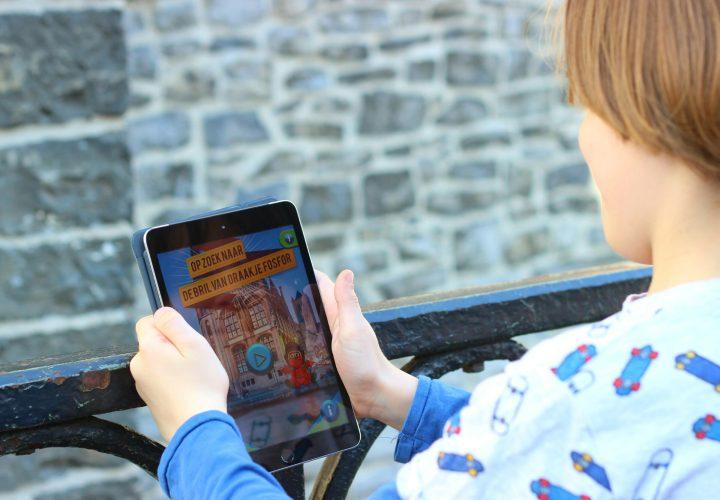 Gent lanceert zoekwandeling voor kinderen