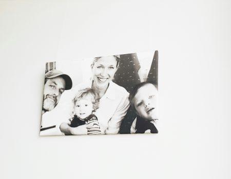 6 x jouw mooiste herinnering op canvas