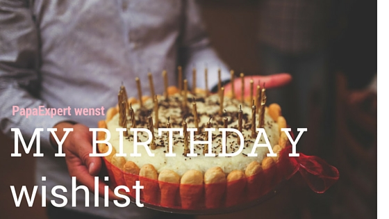 PapaExpert's verjaardagscadeau| Radbag