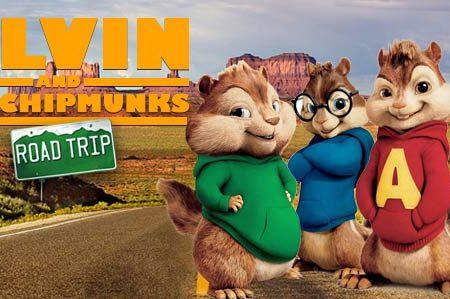 Alvin en de Chipmunks : The Road Chip