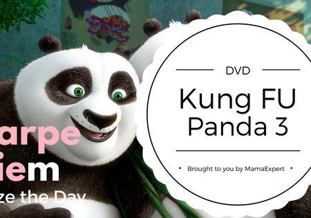 Kung Fu Panda 3 nu op DVD en Blu-Ray