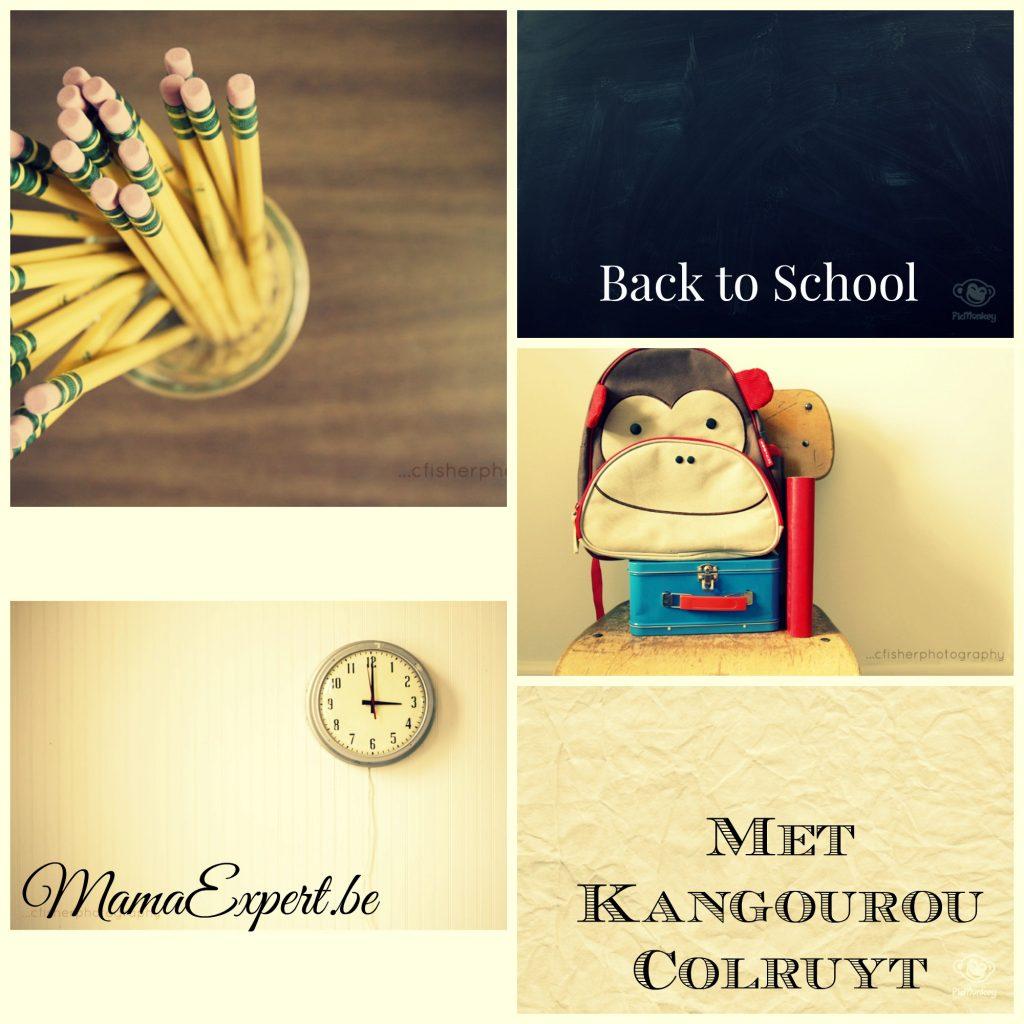 kangourou schoolspullen