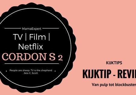 TV-tip | Cordon Seizoen 2 voor de apocalypse-fan