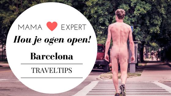 Laat je niet oplichten op je citytrip naar Barcelona!