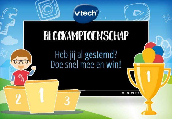 ALERT | VTech blogkampioenschap : MamaExpert neem instagramaccount over