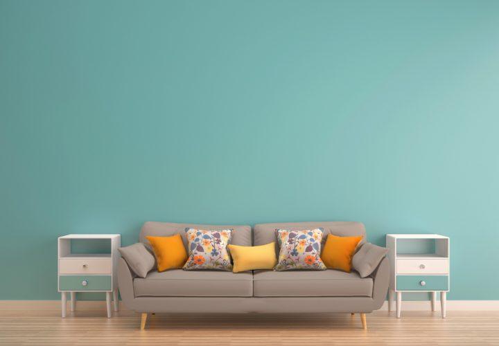 5 ongelooflijk eenvoudige tips om je interieur groter te laten lijken