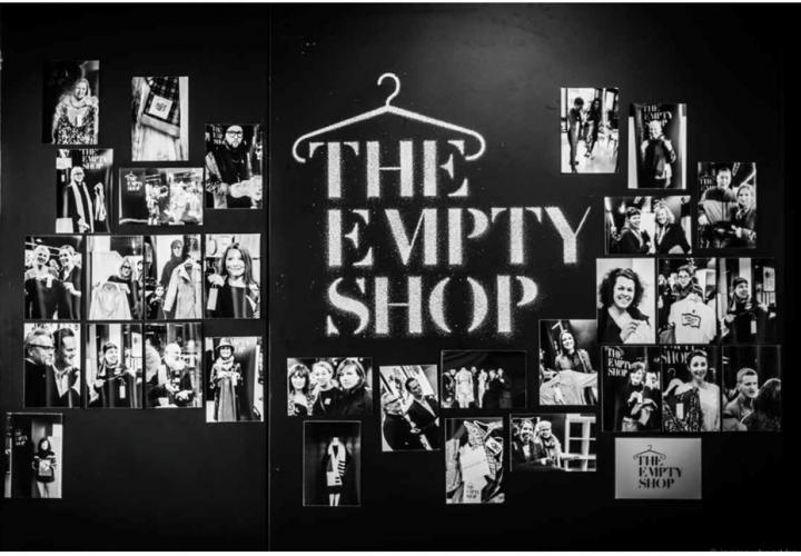The Empty Shop : Verkoop jouw kleding voor het goede doel