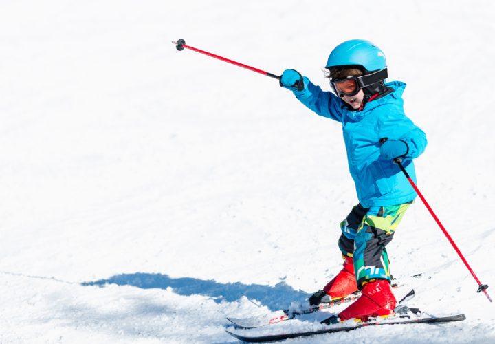 Wintersport met kinderen: Dit moet je absoluut weten als je gaat skiën gaat met kinderen