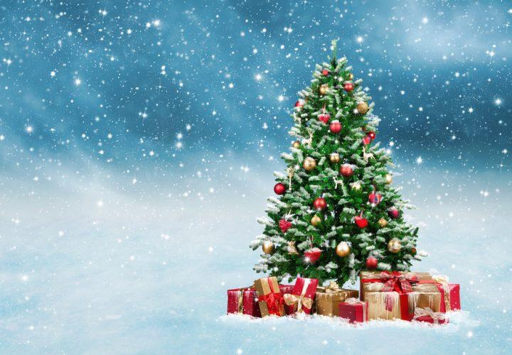 12 tips voor de perfect opgetuigde kerstboom