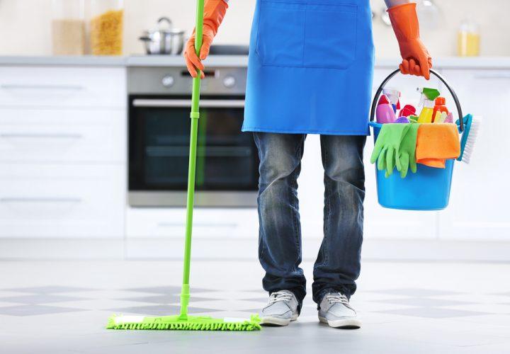 Snel en efficiënt schoonmaken? Dit zijn de basisregels!