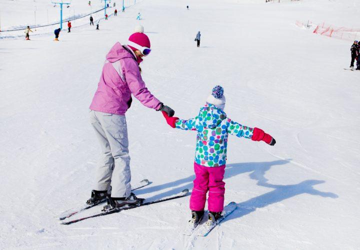 Wintersport met het hele gezin in Gitschberg Jochtal