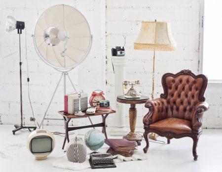 Retro, vintage en brocante – de beste adressen in Antwerpen