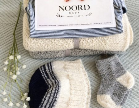 Huilbaby? Refluxbaby? NOORD Baby to the rescue + Win een sweater!