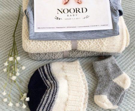 Huilbaby? Refluxbaby? NOORD Baby to the rescue + Win een sweater!