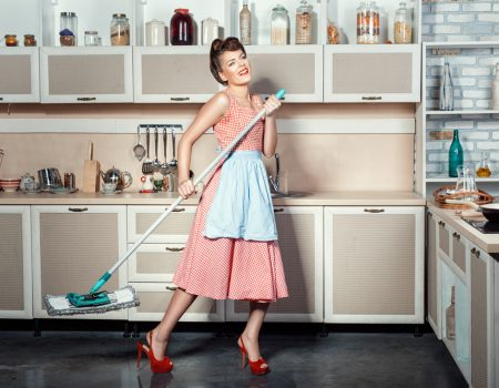 Vloeren reinigen | Gids voor de Moderne Huisvrouw