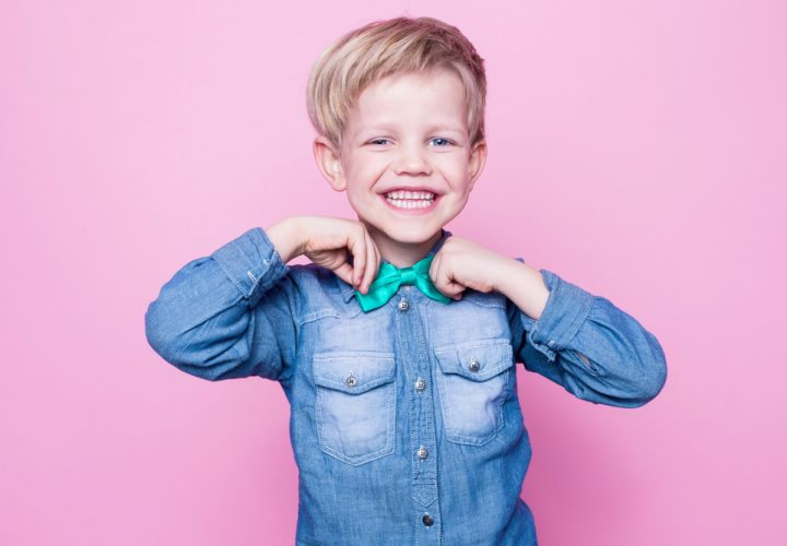 Kinderkledingmerk SuperRebel Kidsgear laat zevenjarige CEO aan het woord