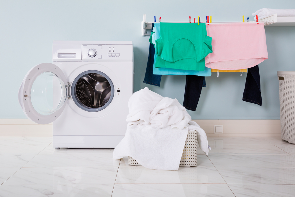 wassen strijken
