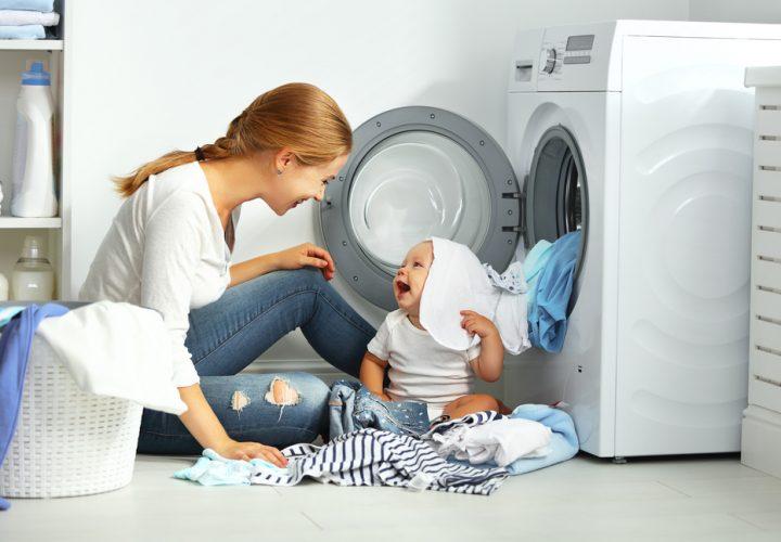 Life hack voor de wasmachine-Décolor Stop voor een altijd volle wastrommel!