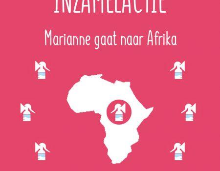 Boobs-'n-Burps zamelt manuele borstkolven in voorminderbedeelde mama's in Congo