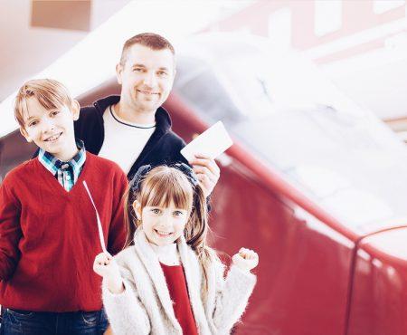 Kinderen reizen gratis met IZY naar Parijs