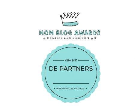 Mom Blog Awards 2017 – onze partners