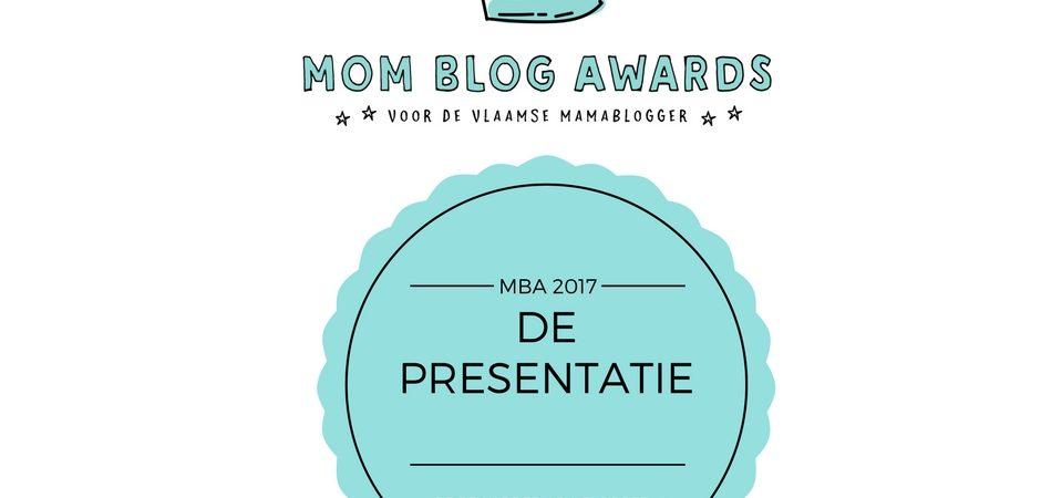MAMA. MEDIA. MORE. Erika Van Tielen presenteert Mom Blog Awards 2017