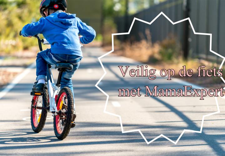 Tips om je voor te bereiden op een veilige fietstocht met je kind. Zo leer je jouw kind om veilig te fietsen