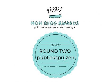 BREAKING NEWS: Mom Blog Awards 2017 zal TWEE publieksprijzen uitreiken aan instamama of mama/papablogger