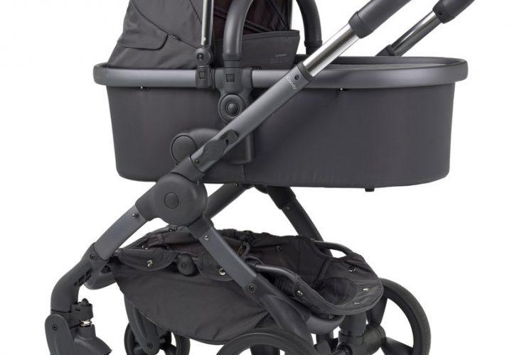 De wandelwagen die je laat stralen: iCandy introduceert de Peach Dusk Designer Edition