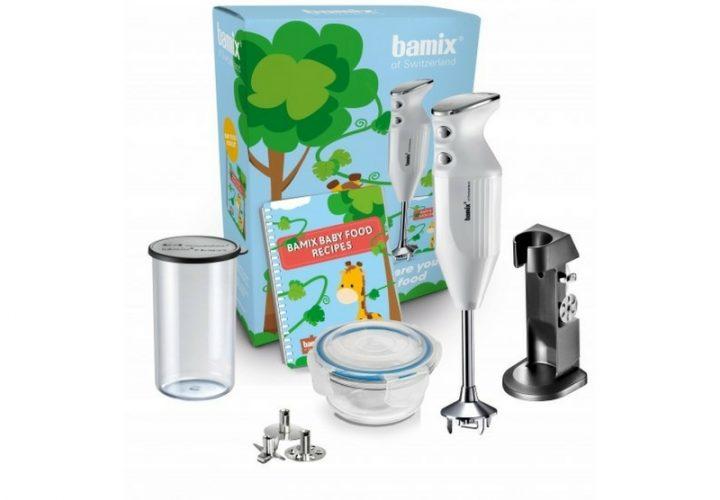 Duurzaam en handig: bamix brengt Baby Box uit