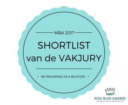 Mom Blog Awards 2017: De tien van… Fanny