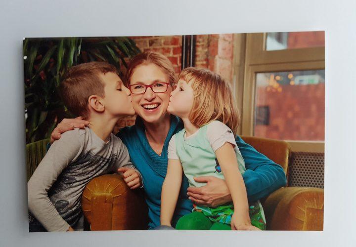 Prachtige foto's van je leukste herinneringen binnen handbereik, voor minder dan vijf cent per afdruk met HP Instant Ink.