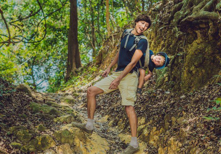 Wat je moet weten, als je met je baby, kleuter of peuter door Vietnam reist. Over visum Vietnam