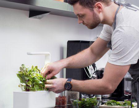 #urbanjungle: Click & Grow introduceert slimme indoormoestuinen die al het werk voor je doen