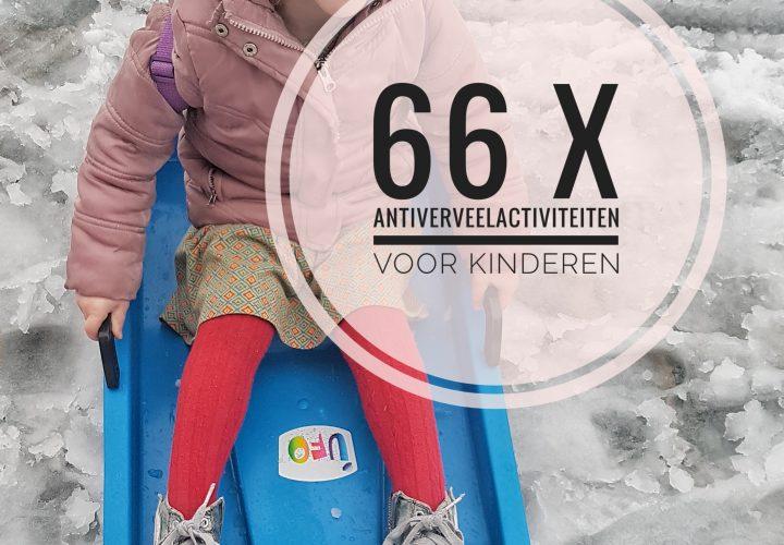66 anti-verveeldingen om te doen met je kinderen op weekavonden en in het weekend