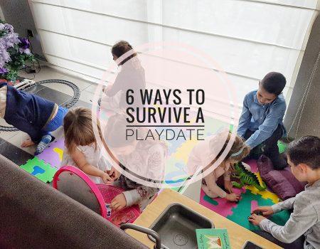 6 thema's voor een originele playdate of speelafspraak voor kinderen om op een luie zondag te doen