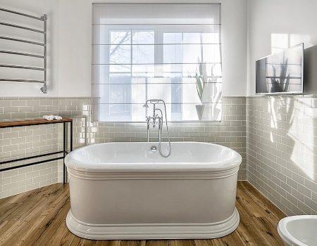 [Interieur] Waarom ik liever een landelijke badkamer zou hebben dan een moderne + over de kamerplanten