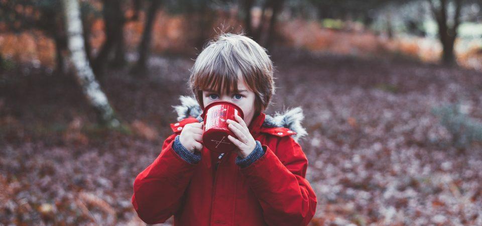 Deze soorten thee mag je aan kleine kinderen geven!